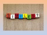 Similes - English Vocabulary