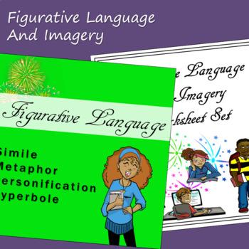 Similes - Figurative Language Practice