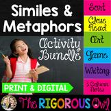 Similes & Metaphors Activity Bundle