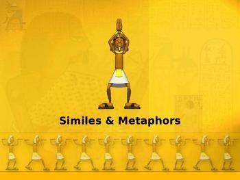 Similes & Metaphors Powerpoint