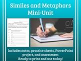 Similes & Metaphors Practice