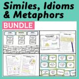 Similes, Metaphors, and Idioms Printable and Digital Activ