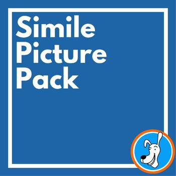 Similes: Simile Picture Pack