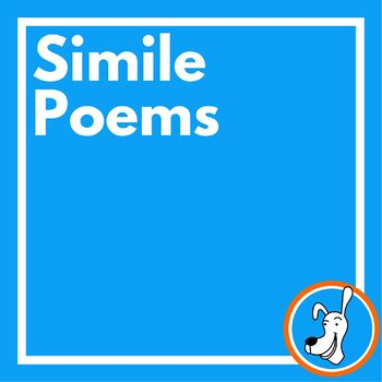 Similes: Poems for Teaching Similes