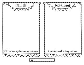 Similes Bundle
