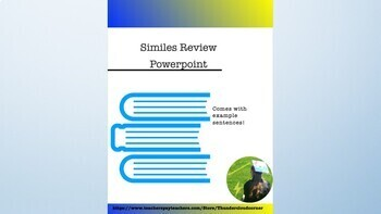 Similes Review