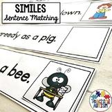 Similes Sentence Matching