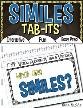 Similes Tab-Its™