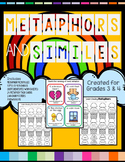 Similes and Metaphors L.4.5.A