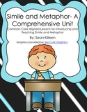Similes and Metaphors- A Comprehensive Unit