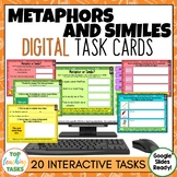 Similes and Metaphors Digital Activities for Google Classroom