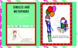 Similes and Metaphors Figurative Language Terms