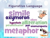 Similes and Metaphors Introduction PowerPoint