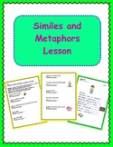 Similes and Metaphors Lesson