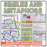 Similes and Metaphors Activities