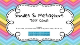 Similes and Metaphors Task Cards: Identify, Interpret, & Compare