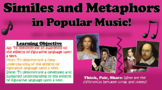 Similes and Metaphors in Popular Music!