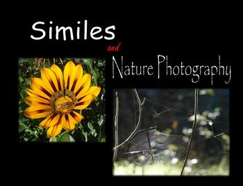 Similes and Nature Photography