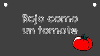 Símiles en Español- Bulletin Board Set