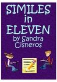 "Similes in ""Eleven"" by Sandra Cisneros"