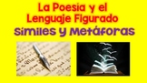 Similes y Metaforas- Similes and Metaphors with Notes