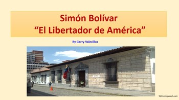 "Simón Bolívar ""El Libertador"""