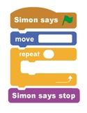 Simon Says Coding