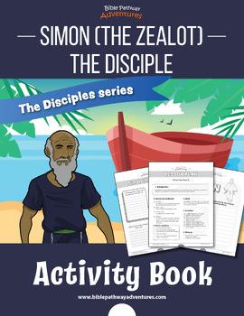 Simon: The Disciple Activity Book