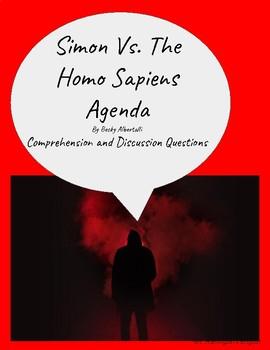 Simon Vs The Homo Sapiens Agenda Becky Albertalli Reading Discussion Questions