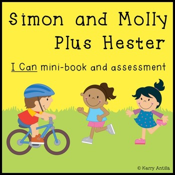 Simon and Molly Plus Hester