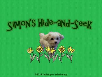 Simon's Hide-and-Seek