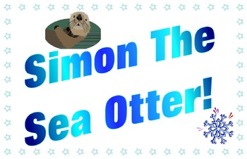 Simon the Sea Otter