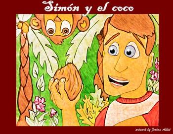 "Simón y el coco - Spanish CI - TPRS - direct object pronouns and ""ahí"""