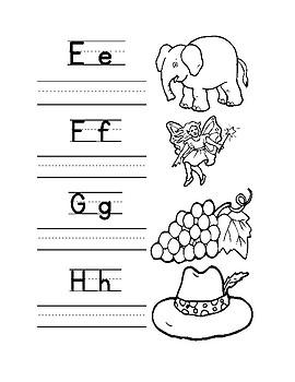 Simple ABC Book