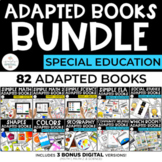 Simple Adapted Book Bundle for Special Education