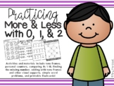 More and Less: Simple Addition and Subtraction with 0, 1, and 2