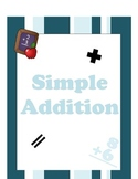 Simple Addition Practice Sheets