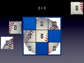 Simple Addition Puzzle (Keynote)