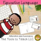 Alliteration and Assonance  English Language Arts Center Station