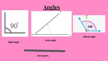 Simple Angles