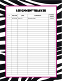 Simple Assignment Tracker