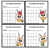 Simple Behavior Chart (Bee Themed)