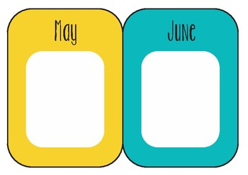 Simple Birthday Chart