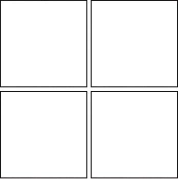 Simple Blank Comic Templates - Free by Professor Li\'s Educational ...