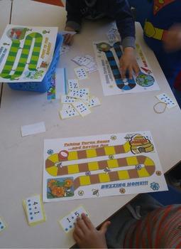 Simple printable Board Game Package