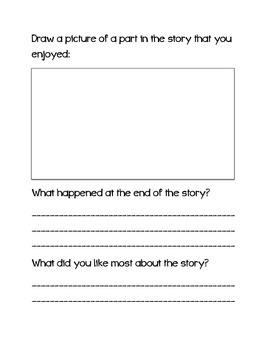 Simple Book Report