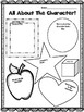 Simple Book Report Packet One