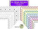 Simple Borders Pack