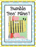 Bee Mine Valentine Craft, Glyph, and More Kinder Craft- Simple & Easy