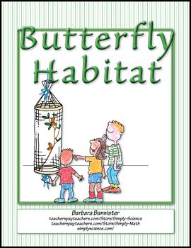 Simple Butterfly Habitat ★ FREEBIE ★